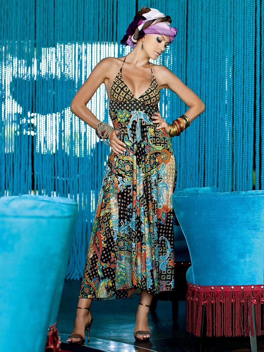 Пляжные платья для женщин 1