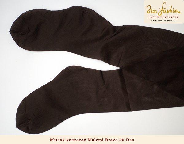Колготки Malemi Bravo 40 Den: отформованный мысок