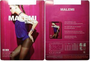 Колготки Malemi Bravo 40 Den: упаковка