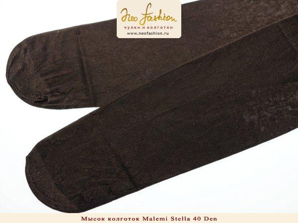 Колготки Malemi Stella 40 Den: не отформованный мысок