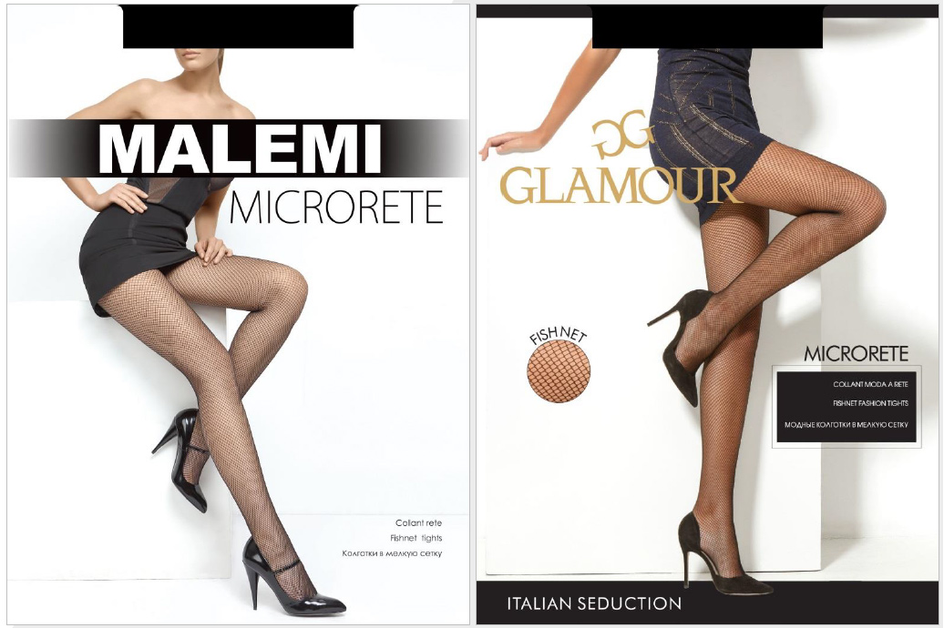 АССОРТИМЕНТ MALEMI И GLAMOUR ОТ INCANTO FASHION GROUP