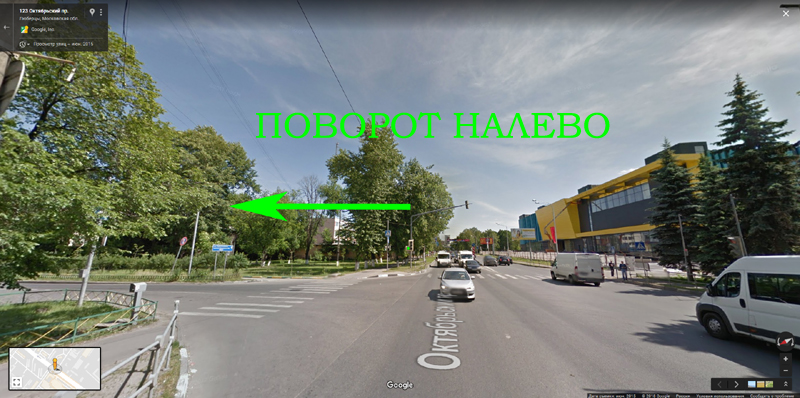 Схема проезда на склад  ООО Центр колготок и белья