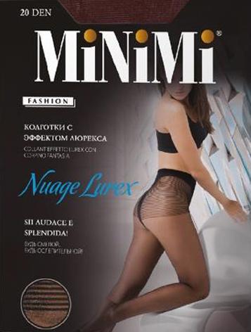 Колготки MINIMI Nuage Lurex 20