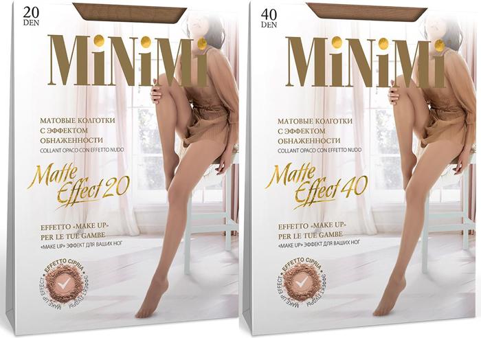 Колготки MINIMI Matte Effect